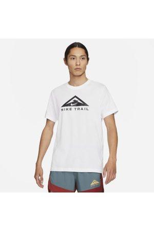 Nike Dri-FIT kortermet terrengløpe-T-skjorte