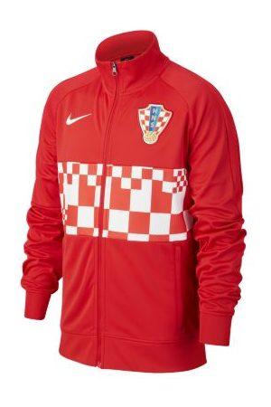 Nike Kroatia fotballjakke til store barn