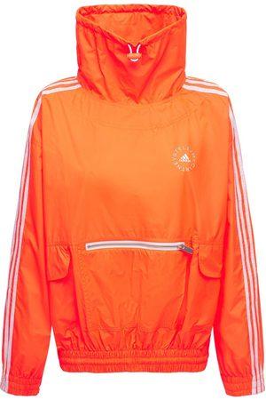 Stella McCartney Dame Sweatshirts - Oversize Cotton & Tech Sweatshirt