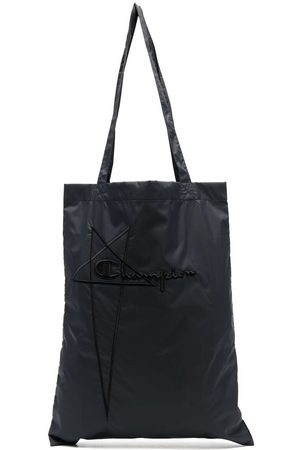 Rick Owens Herre Tote bags - Shopper with logo