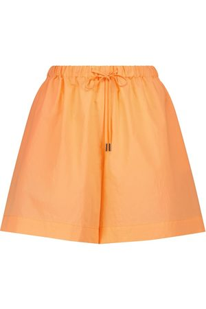 Max Mara Fiamma cotton-blend shorts