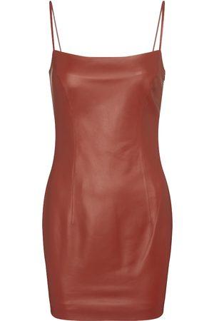 Zeynep Arcay Leather minidress