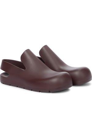 Bottega Veneta Puddle slingback slippers