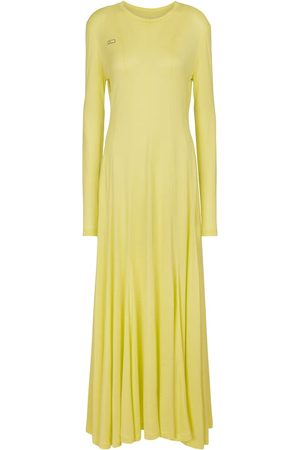 Peter Do Squid Tencel® jersey maxi dress