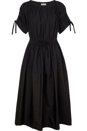 Moncler Pleated midi dress