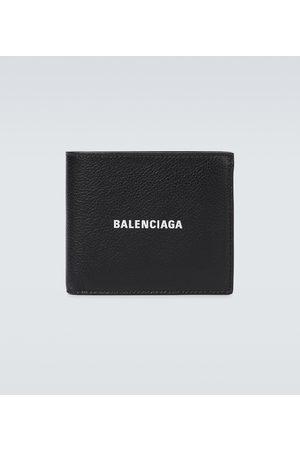 Balenciaga Cash square folded coin wallet