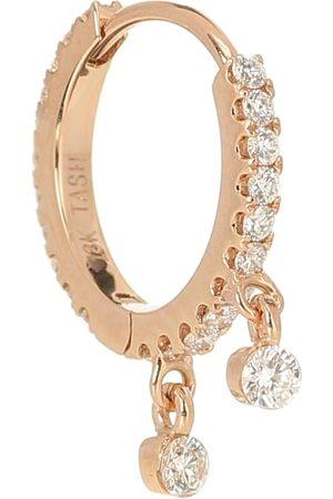 Maria Tash Eternity 18kt gold and diamond earring