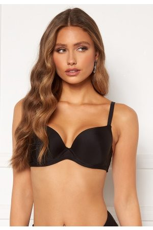 Happy Holly Eliza push up bikini bra Black 80D