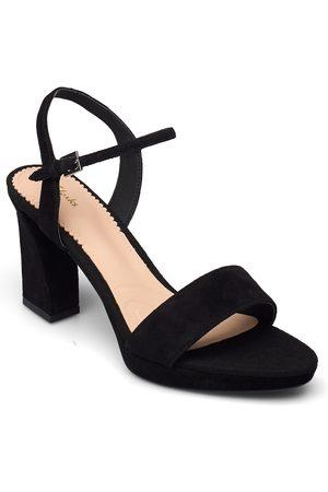 Clarks Dame Høyhælte sandaler - Vista Strap Sandal Med Hæl