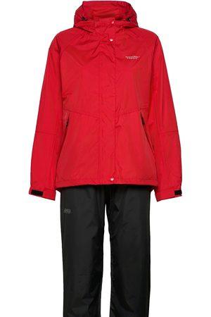 Weather Report Dame Regnjakker - Carlene W Awg Rain Set W-Pro 10000 Outerwear Rainwear Rain Coats