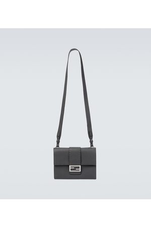 Fendi Herre Clutches - Baguette leather pouch