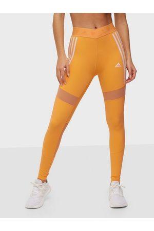 adidas Dame Treningstights - Mesh Tight W Orange
