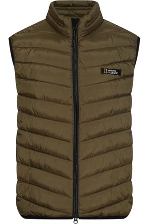 NATIONAL GEOGRAPHIC Men's Puffer Vest