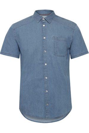 Blend Denimskjorte Med Kort Erm