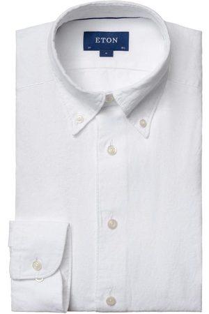 Eton Herre Langermede - Contemporary overhemd