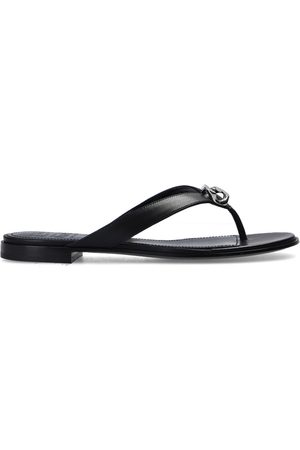 Givenchy Leather flip-flops