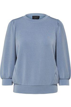 SELECTED Dame Sweatshirts - Tenny 3/4 Sweatshirt