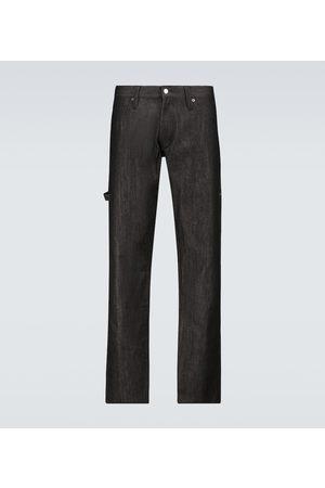 WINNIE N.Y.C Straight-leg jeans