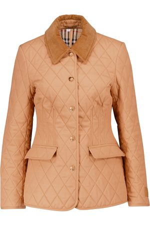 Burberry Dame Dunjakker - Quilted jacket