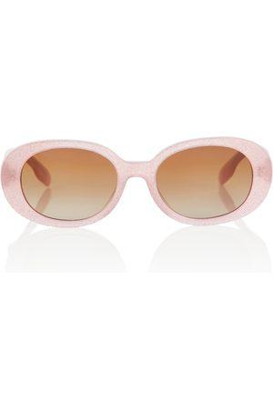 Burberry Jente Solbriller - Oval sunglasses
