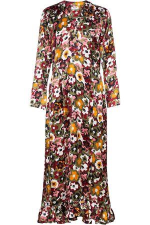 DAY Birger et Mikkelsen Dame Mønstrede kjoler - Day Dove Dresses Evening Dresses Multi/mønstret