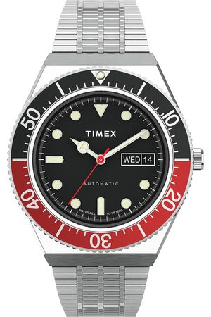 Timex Herre Klokker - M79 Automatic 40mm Black/Red
