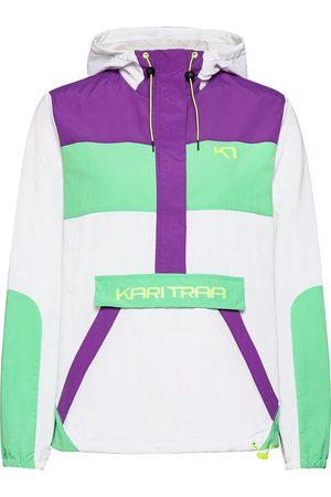 Kari Traa Dame Turjakker - Signe Anorak Outerwear Jackets Anoraks Blå