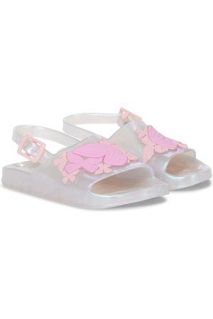 SOPHIA WEBSTER Butterfly rubber sandals