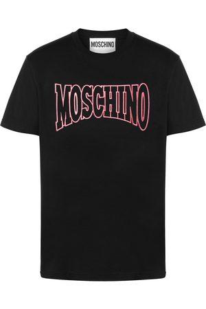Moschino Herre Kortermede - T-Shirt