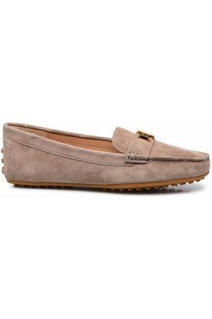 Ralph Lauren Dame Loafers - Barnsbury Flats Casual Sko