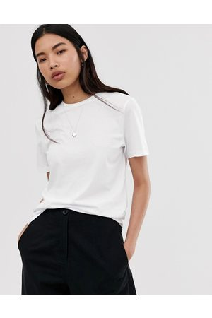 SELECTED Femme my perfect tee in white