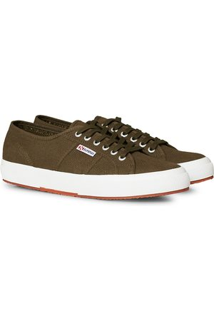 Superga Herre Sneakers - Canvas Sneaker Military Brown