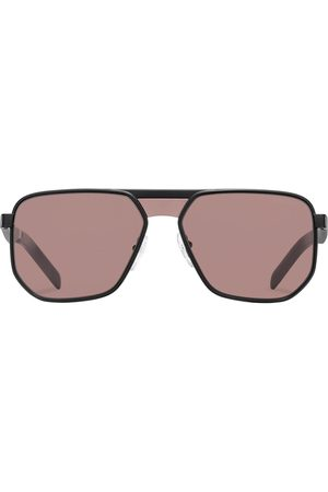 Prada Herre Solbriller - Aviator-frame sunglasses