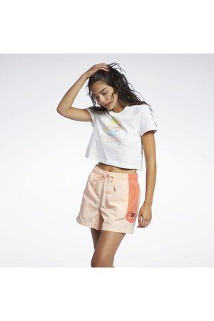 Reebok Dame Kortermede - Classics T-Shirt