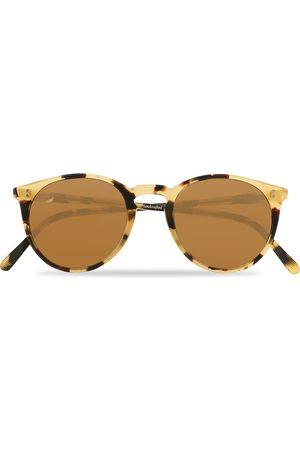 Oliver Peoples Herre Solbriller - O'Malley Sunglasses True Brown