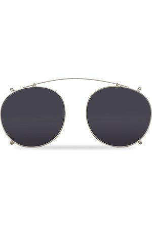 TBD Eyewear Herre Solbriller - Clip-ons Silver/Gradient Grey
