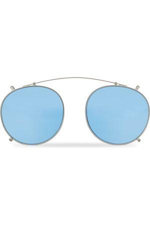 TBD Eyewear Clip-ons Silver/Blue
