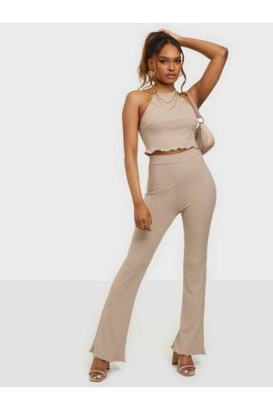 NLY One Dame Jumpsuits - High Neck Crop Set