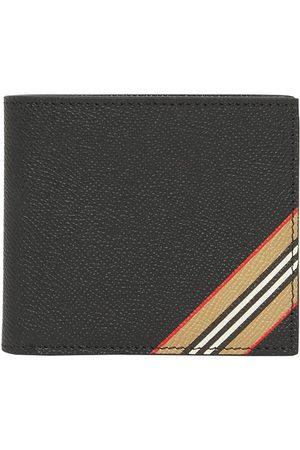 Burberry Herre Lommebøker - Icon stripe bi-fold wallet