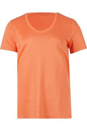 Marc Cain Dame Kortermede - T-Shirt