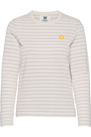 WoodWood Dame Langermede - Moa Long Sleeve T-shirts & Tops Long-sleeved