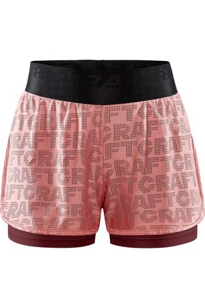 Craft Women's Core Charge Logo Shorts