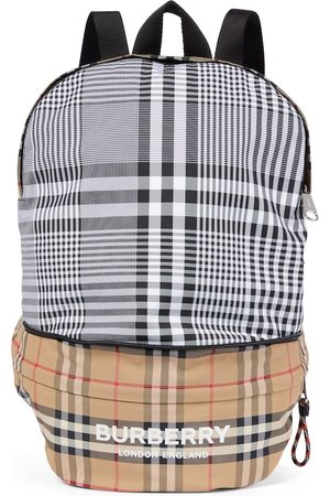 Burberry Vintage Check convertible backpack