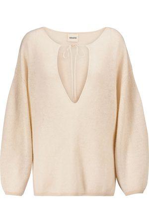 Khaite Jamie Lynn cashmere sweater