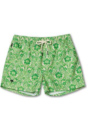 Oas Herre Badebukser - Printed Swimshorts Greenie