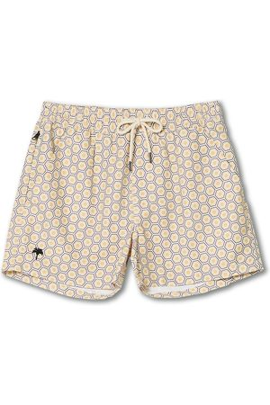 Oas Printed Swimshorts Geometric