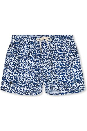 Oas Printed Swimshorts Marrakech