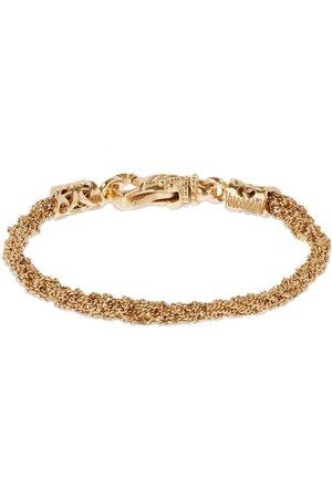 EMANUELE BICOCCHI Herre Armbånd - Crocheted Chain Bracelet