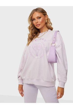adidas Graphic Sweater Pink