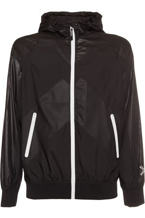 Kenzo Nylon Hooded Sport Windbreaker